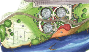 pagosa geothermal greenhouses site map